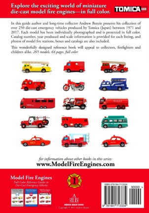 Model Fire Engines: Full-Color Reference Guides to Die-Cast